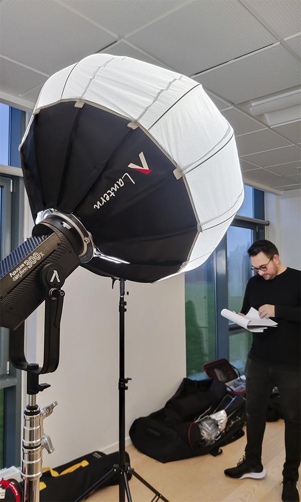 videoproduktion og fotografering for møbelkæde